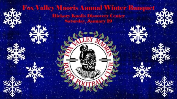 Fox Valley Maoris Annual Winter Banquet 2019