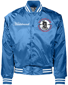 Fox Valley Rugby - Augusta Blue Jacket -Front