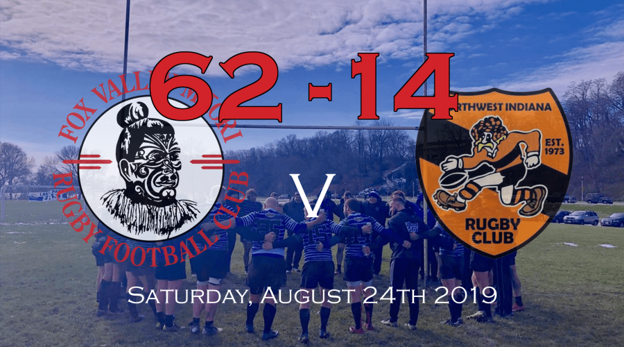 Fox Valley @ Exiles   Match Report 8/24/2019