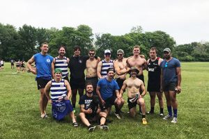 Fox Valley Rugby - About 1