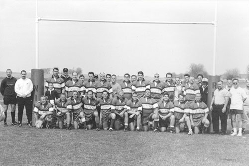 Fox Valley Rugby - Old Boys